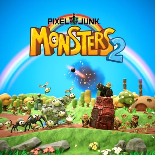 Pixel Junk Monsters 2 (Nintendo Switch) £2.69 @ Nintendo eShop