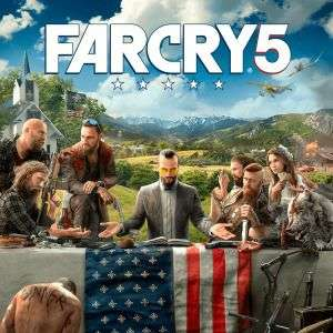 Far cry 5 ps4 £14.99 PSN