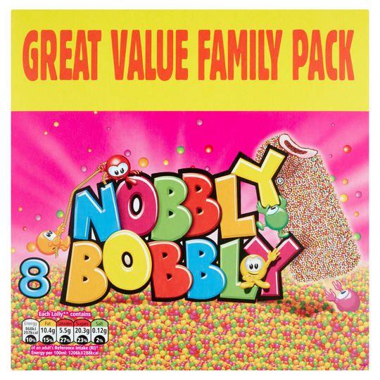Nestle nobbly bobbly 8 X 70ml £2 @ iceland
