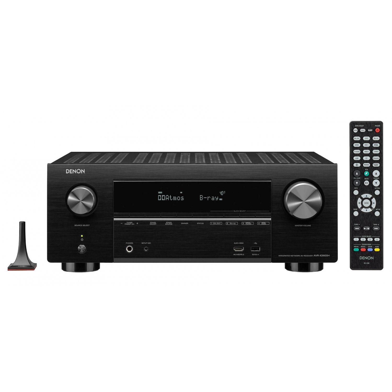 Denon AVR-X3600H AV Receiver £699 Peter Tyson Audio Visual