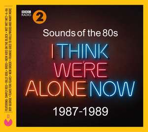 Sounds Of The 80s I Think Were Alone Now (1987-1989) CD Box Set now £2.99 (Prime) + £2.99 (non Prime) sold by Helgy fulfilled by Amazon