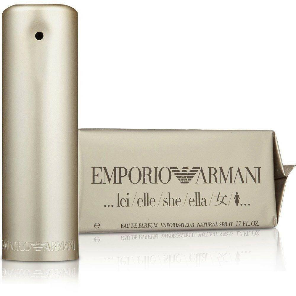 Emporio Armani She Eau de Parfum 100ml / Man Eau de Toilette 100ml £32.00 (Two For £48) @ Superdrug - Free Delivery