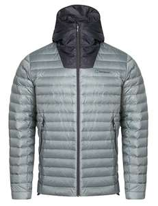 Men's Berghaus Finnan Down Jacket - some sizes/colours reduced (Grey XL) £58.35 sold by Amazon