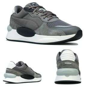 Men's Puma RR 9.8 Gravity Trainers in Grey £29.99 Delivered from Get the label outlet / Ebay