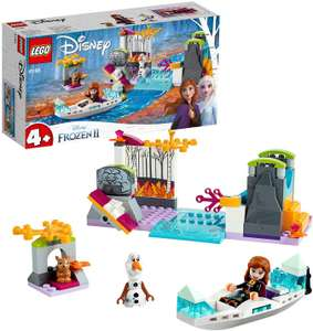 LEGO 41165 Disney Frozen II Anna's Canoe Expedition with Princess Anna and Olaf Mini dolls £10 @ Amazon (Prime) £14.49 non-prime