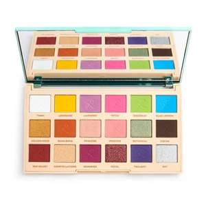 £3 off Revolution Roxxsaurus Make-up Palettes £7 with free click and collect from Superdrug
