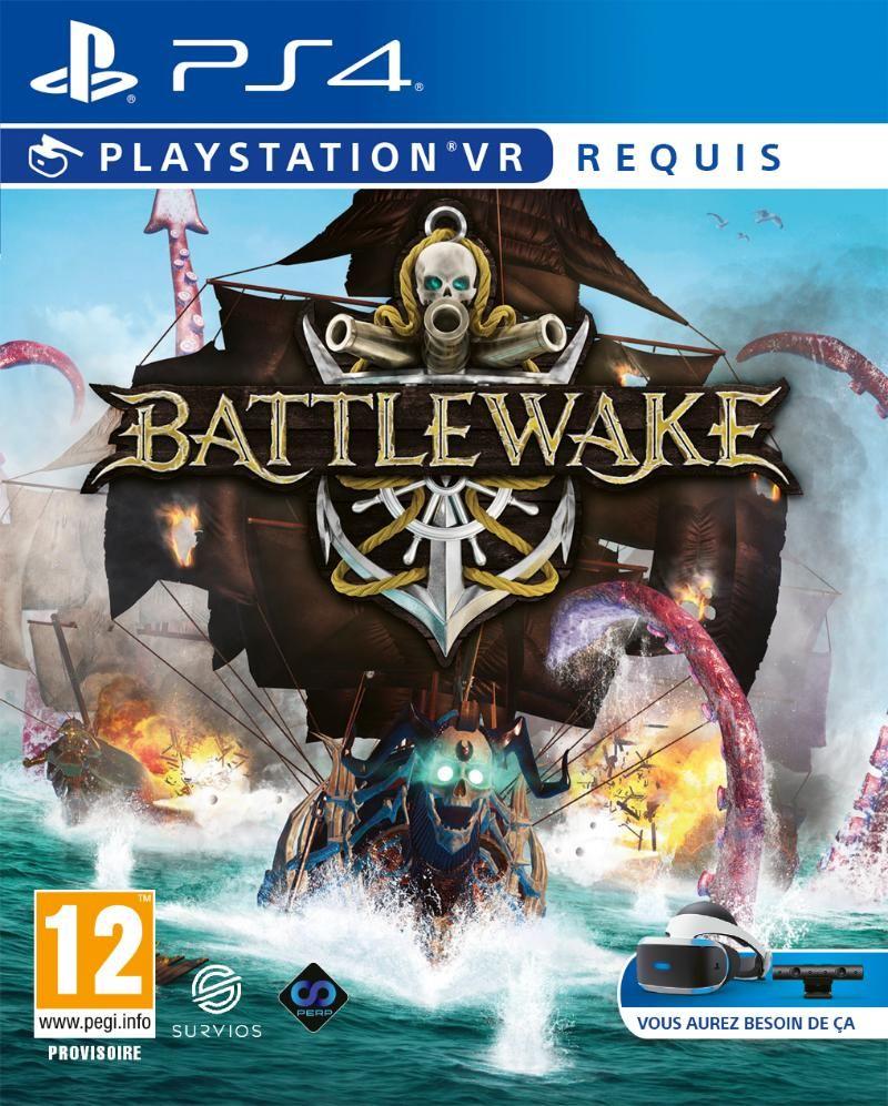 Battlewake (PSVR / PS4) £14.95 Delivered @ The Game Collection
