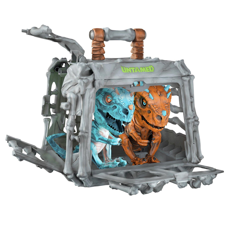 Fingerlings Untamed Skeleton Cage Play-Set + 2 Exclusive Light Up Dinosaur's £15.00 @ Argos (Free C&C)
