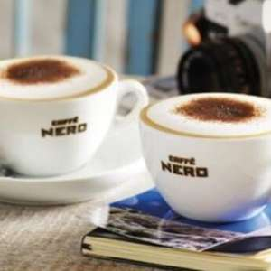 Free drink from Caffe Nero with O2 Priority