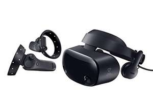 """Samsung HMD Odyssey+ Mixed Reality Headset with 2 Wireless Controllers 3.5"""" Black (XE800ZBA-HC1US) £248.57 delivered to UK from Amazon.com"""