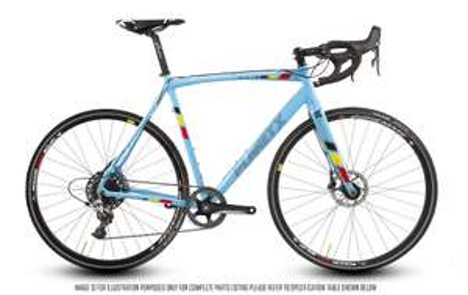 Planet X XLA SRAM Rival 1 Hydraulic Disc REM Norwegian Blue Edition Bike £599 + £19.99 Delivery @ Planet X