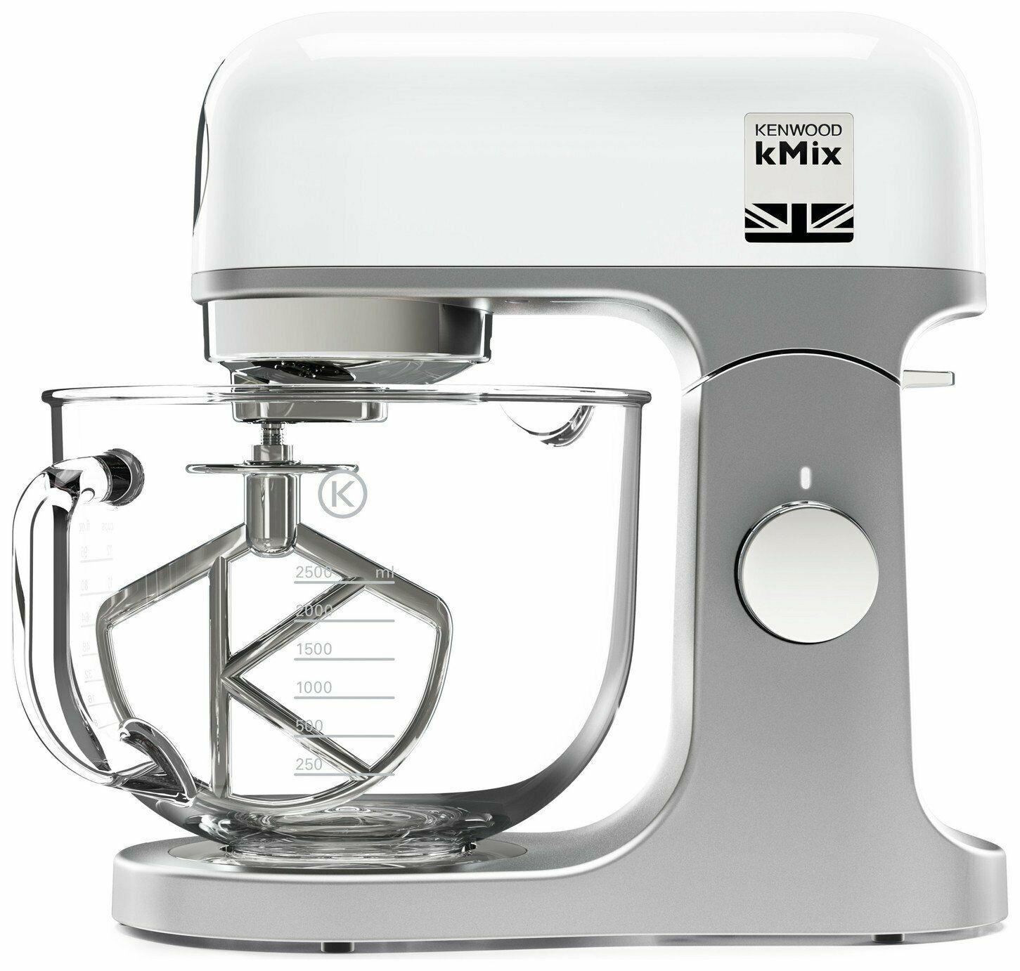 Kenwood kMix Stand Mixer 6 Speeds Pulse Control 5L 1000W - White £164.99 Argos eBay