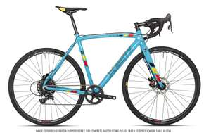 Planet X XLA SRAM Apex 1 REM Norwegian Blue Edition Bike - £499 + £19.99 Delivery @ Planet X