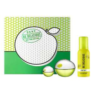 DKNY Be Delicious 50ml EDP Gift Set £33.29 with 10% Members Discount + Free Postage from The Perfume Shop