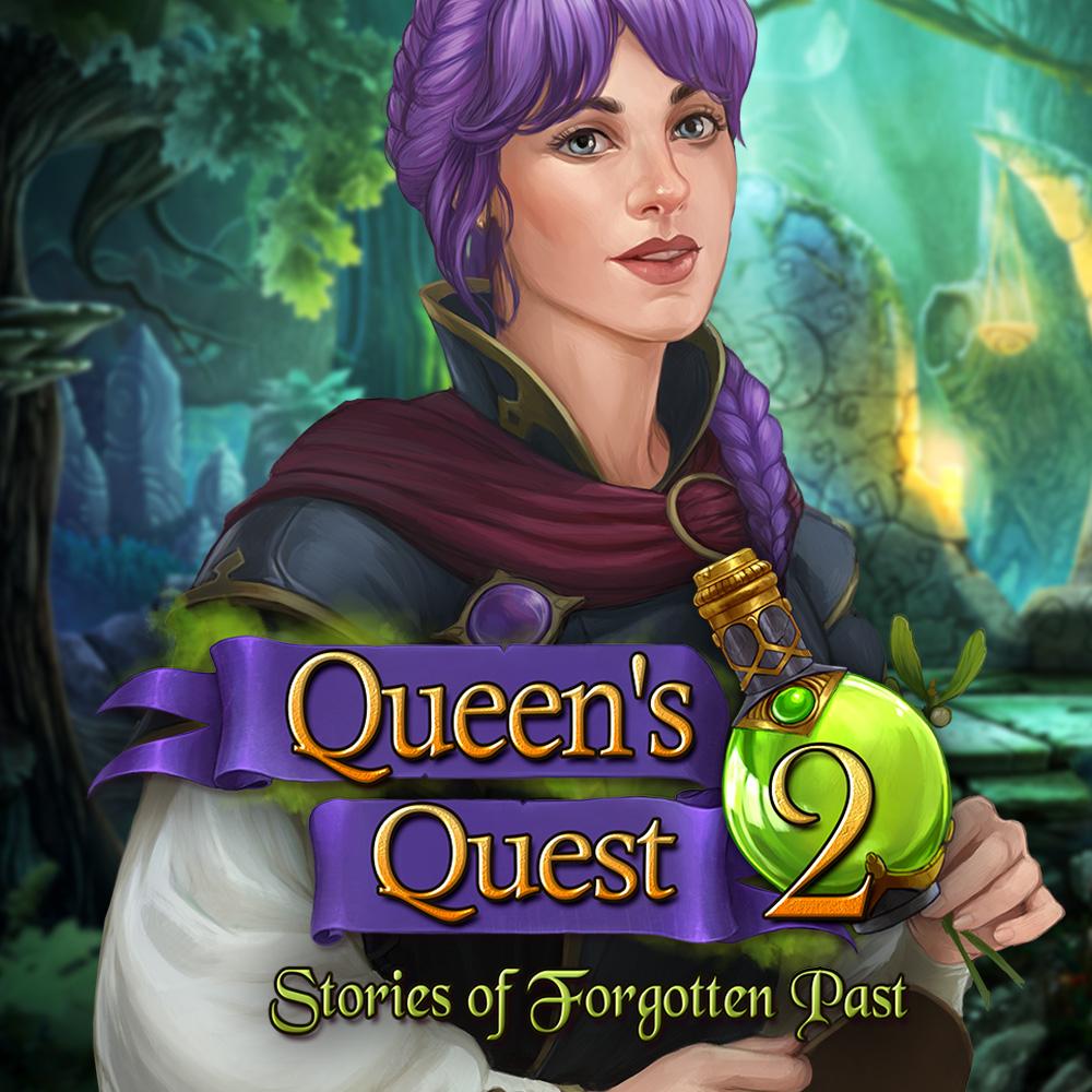 Queen's Quest 2: Stories of Forgotten Past Nintendo Switch now £6.74 at Nintendo Store