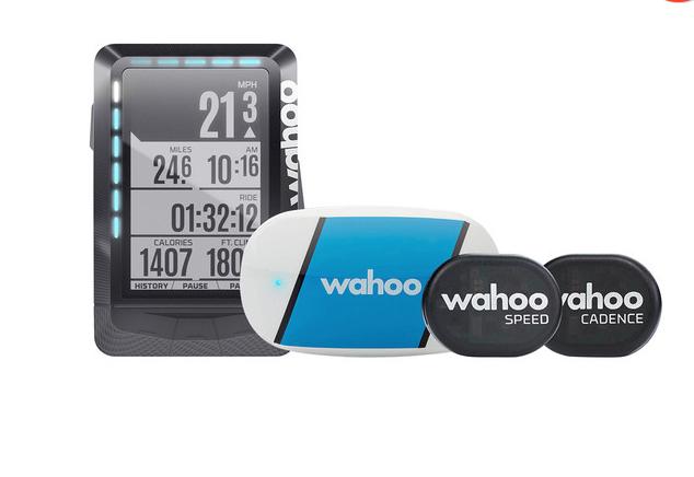 Wahoo elemnt gps computer bundle £229 @ Sigma sport