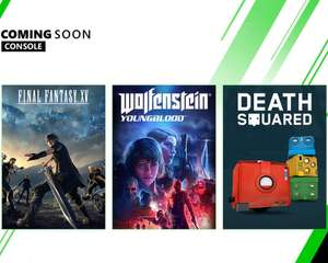 Wolfenstein Youngblood, Final Fantasy XV and Death Squared coming to Game Pass