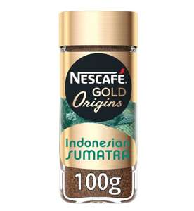 Nescafé Gold Origins £1 @ Lidl Livingston