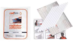 1,000 free radiator reflector packs. LIVE Thursday 1PM via MSE