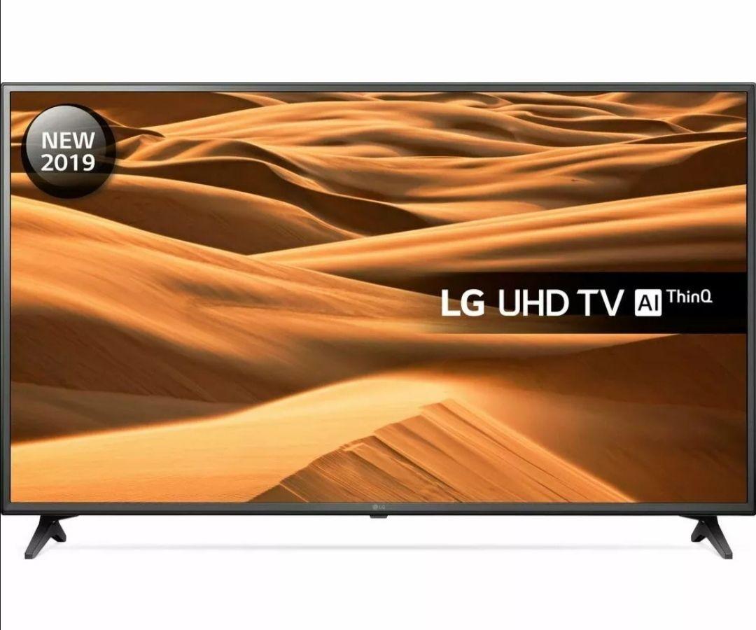 "LG 55UM7000PLC 55"" Smart 4K Ultra HD HDR LED TV £351.50 With Code @ Currys Ebay"