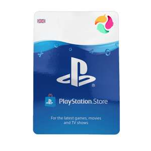 Various Discounts on PlayStation Networks Cards (£25 - £19.92 / £30 - £23.60 / £35 - £27.82 / £40 - £31.65 and more) - Eneba (10% Site Wide)