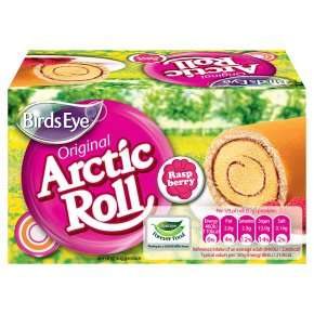 Birds Eye Original Arctic Roll Raspberry £1.20 @ Waitrose