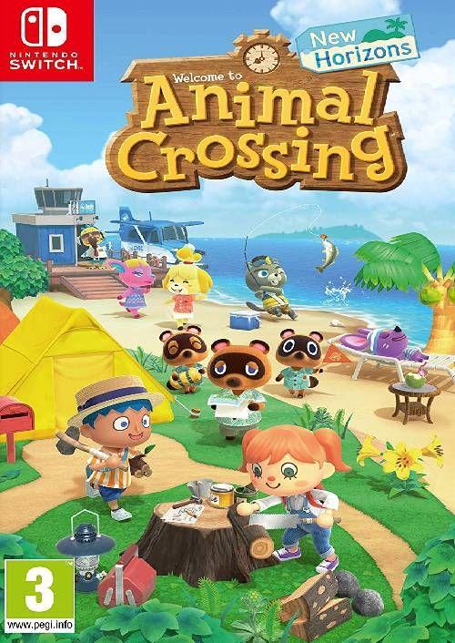 Animal Crossing: New Horizons (Nintendo Switch) eShop Key EUROPE £35.59 W/code @ Eneba