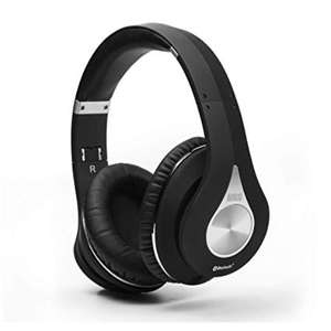 August EP640 Bluetooth v4.1 aptX NFC Headphones (Black) - £24.95 with delivery Sold by Daffodil UK and Fulfilled by Amazon