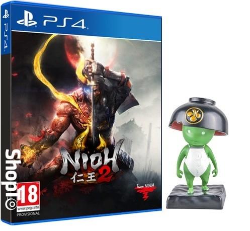 Nioh 2 + Demon Horde armour set, Sudama netsuke charm + Avatar set + Kodama Figurine - £44.85 Delivered @ Shopto