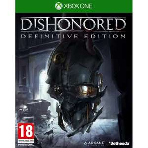 Dishonored: The Definitive Edition (Xbox One) for £4.95 Delivered @ The Game Collection