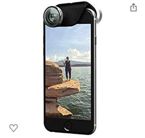 OLLOCLIP - 4-in-1 Lens for iPhone 6 / 6s / 6 Plus / 6s Plus £22.81 delivered from Amazon (US via UK)