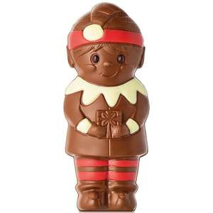 Thornton's chocolate elf for £1 Boots London Liverpool Street Station