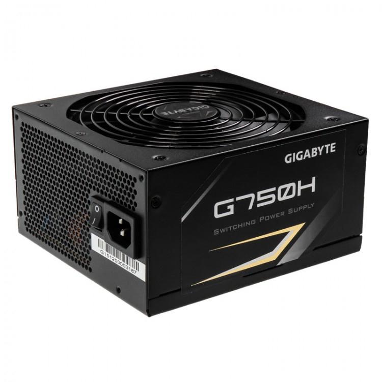 Gigabyte G750H 750W 80+ Gold semi-modular PSU £65.45 Delivered @ Overclockers