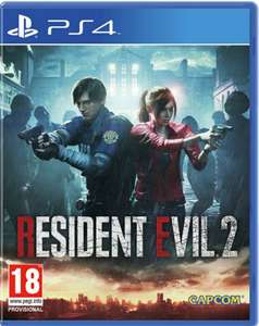 Resident Evil 2 for Ps4 at Argos for only £16.99 (Free Collection)