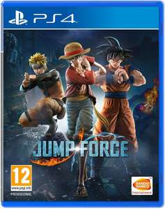 Jump Force on PS4 - £17.85 at Base (Free delivery)
