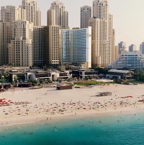 5* JA Ocean View Hotel Dubai - 10 nights - Half Board - Sep 20 - £820 ( £410pp ) via Travel Republic
