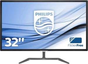 Philips 323E7QDAB/00 LCD/IPS 31.5-Inch Monitor £159.99 delivered at Amazon