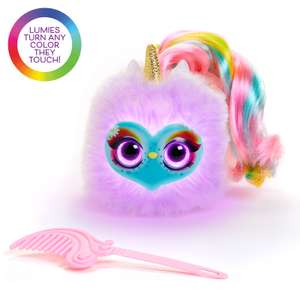 Pomsies Lumies Now £10 Sparkle Rush / Dazzle Go Go / Pixie Pop @ The Entertainer - Free Click & Collect or £3.99 Postage