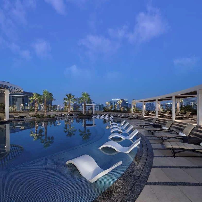 7 Nights in 5* Hyatt Regency Dubai Creek Inc flights - September 2020 - £456pp (£912 total) @ Loveholidays