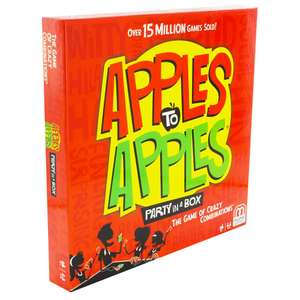 Apples To Apples Party in a Box Game - £10 (Free Delivery WIth Code) - The Works