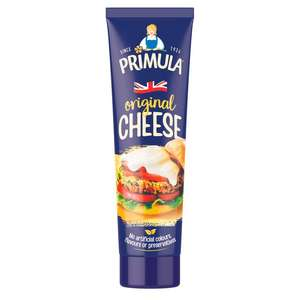 All Variety's Of Primula Squeezy Cheese (150g) £1 @ Morrisons