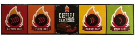 B&M Chilli Chocolate Challenge.. 10p @ Cardiff Store