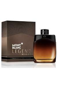 Mont Blanc Legend Night Eau de Parfum 100ml £29.20 with code at ebay / perfume_shop_direct
