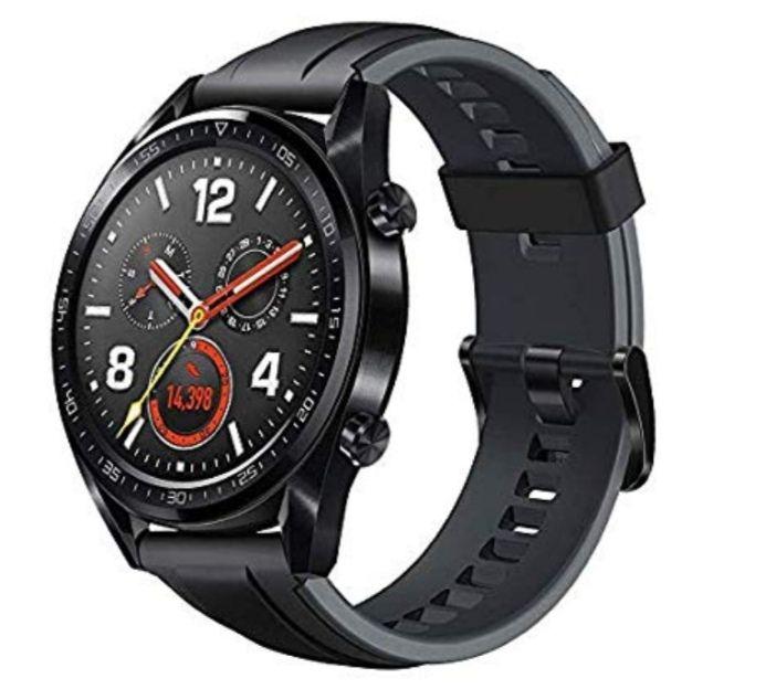 "HUAWEI Watch GT - GPS Smartwatch with 1.39"" AMOLED Touchscreen, 2-Week Battery Life £96.20 @ Amazon"