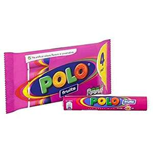 4 pack of Polo fruits only 89p @ Poundstretcher