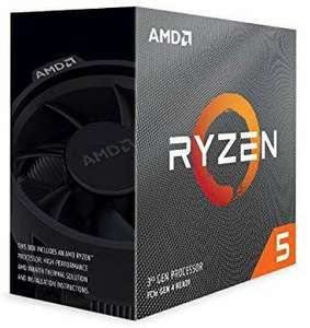 AMD Ryzen 5 3600 Processor (6C/12T, 35MB Cache, 4.2 GHz Max Boost) £154.98 at Amazon