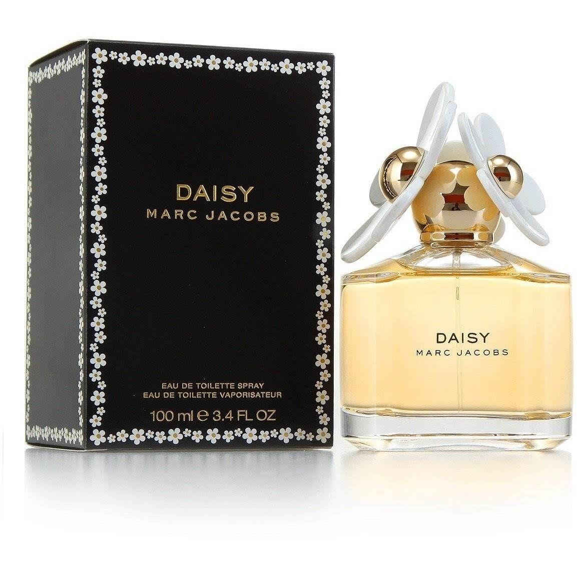 Marc Jacobs Daisy Eau de Toilette 100ml Spray £39.52 @ Ebay Perfume Shop Direct