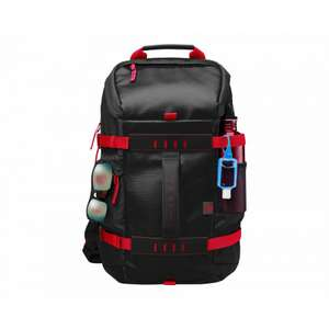HP Odyssey X0R83AA 15.6 Inch Laptop Backpack - Red and Black for £17.99 With Code @ Ryman Free Click and Collect