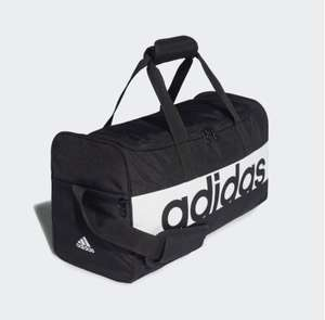 Adidas Linear Performance Duffle Bag Small Now £11.52 more duffle bags reduced see description @ Adidas Free C&C or £3.99 p&p
