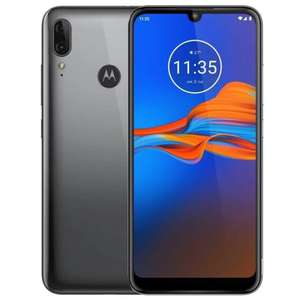 """Moto E6 Plus 6.1"""" display, 32Gb, unlocked at o2 PAYG for £79, no topup required"""